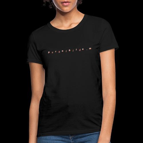 problem child - Women's T-Shirt