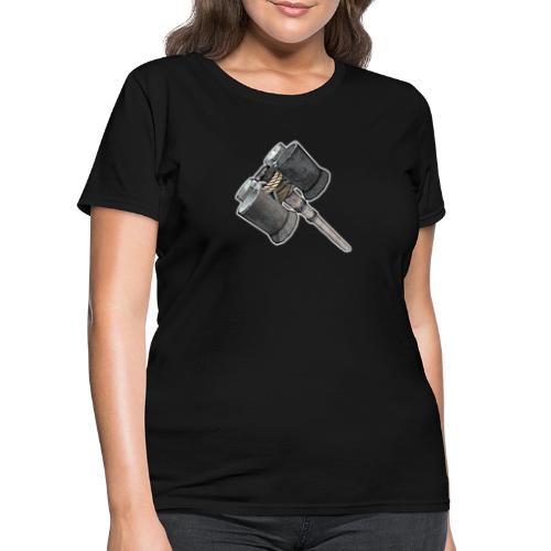 Weaponized Junk Mod - Women's T-Shirt