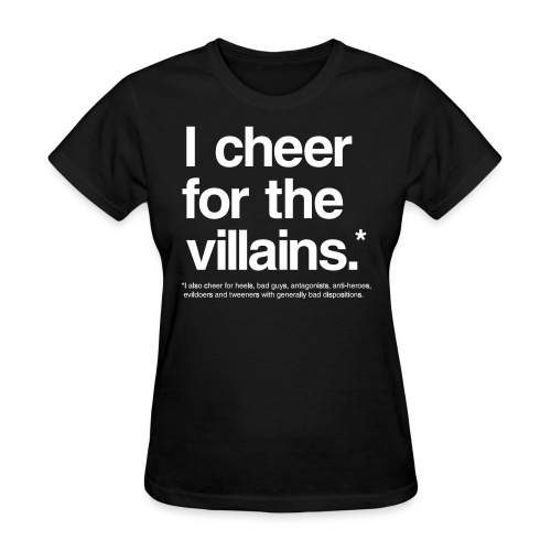 Villains AI - Women's T-Shirt