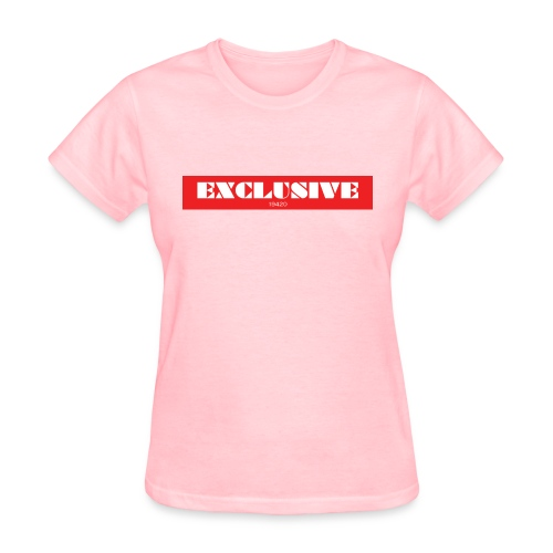 exclusive - Women's T-Shirt