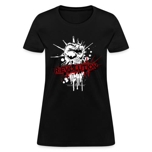 (R)EVOLUTION - Women's T-Shirt