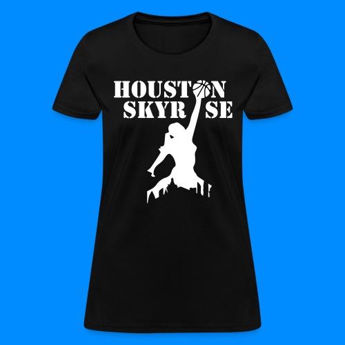 Houston Skyrise 2018 - Women's T-Shirt