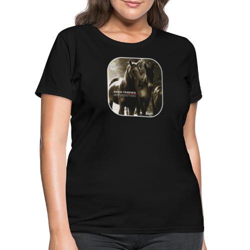 kt don't breathe a word shirt - Women's T-Shirt