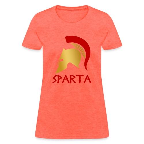 Sparta - Women's T-Shirt