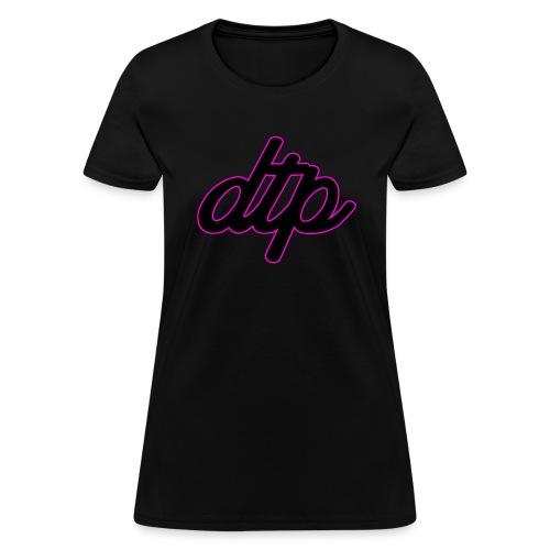 dtp chicks3 png - Women's T-Shirt