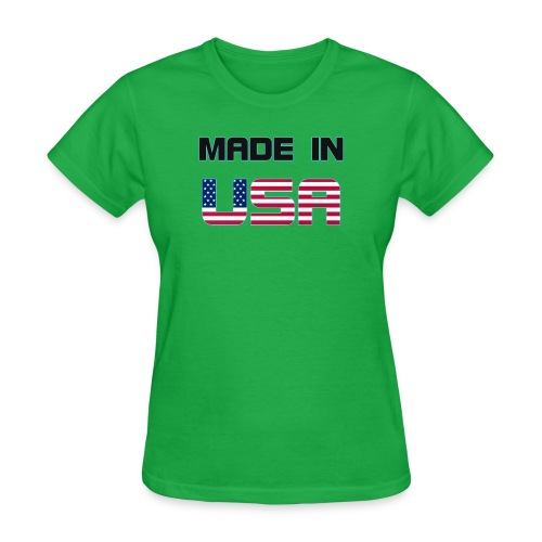 Made in USA - Women's T-Shirt