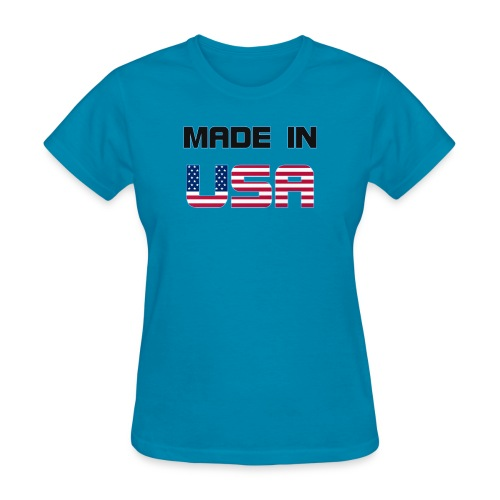Made in USA - Women's T-Shirt