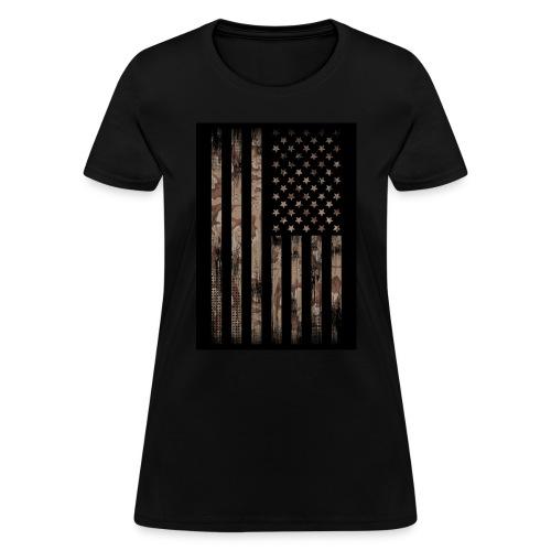 Camo Desert copy - Women's T-Shirt