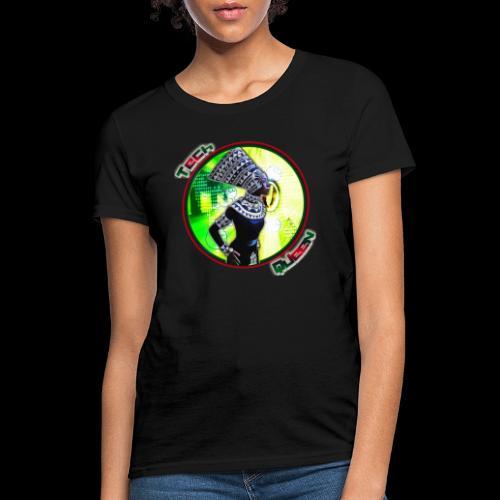 Tech Queen - Women's T-Shirt