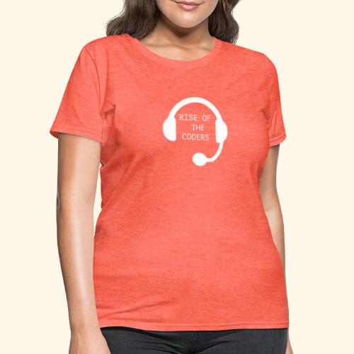 Rise of the Coders - Women's T-Shirt