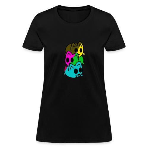 Cat- Geroid - T-shirt pour femmes