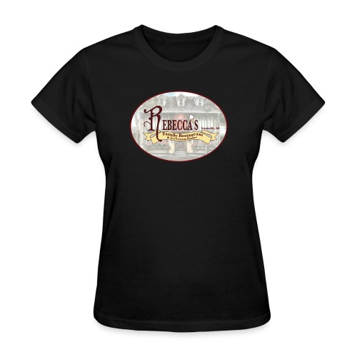 reb logo 2 - Women's T-Shirt
