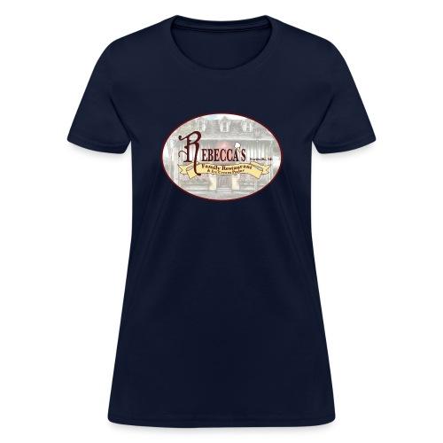 reb logo 2 - Women's T-Shirt