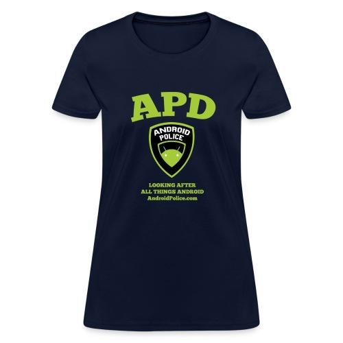 Nate Brown Design 1 - Women's T-Shirt