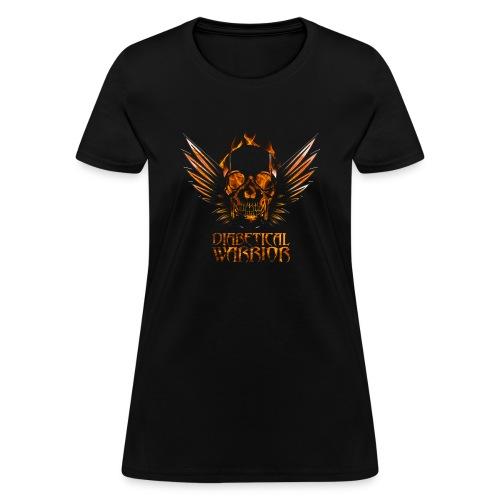 Diabetical Warrior - Women's T-Shirt