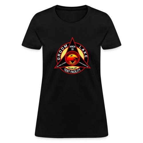 THE AREA 51 RIDER CUSTOM DESIGN - Women's T-Shirt