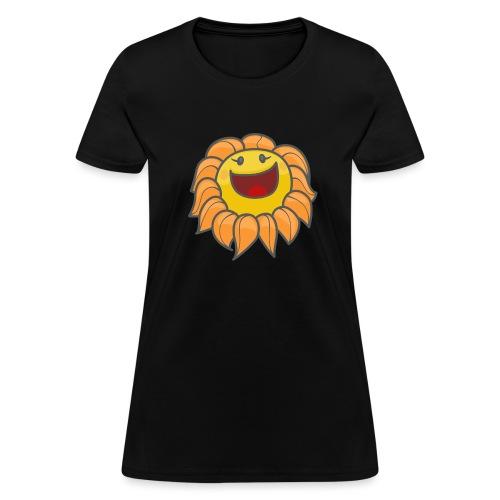 Happy sunflower - Women's T-Shirt