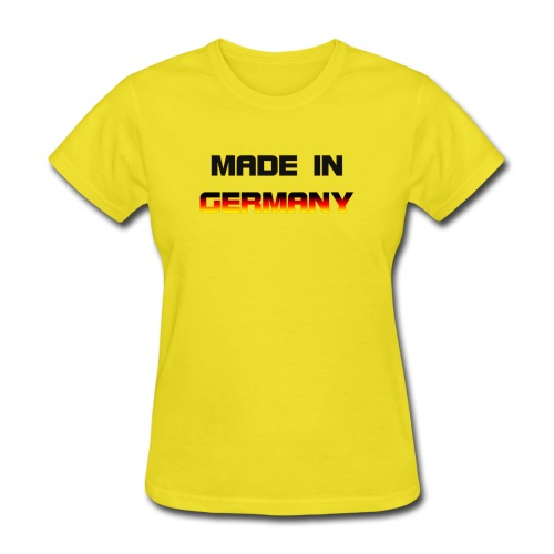Made in Germany - Women's T-Shirt