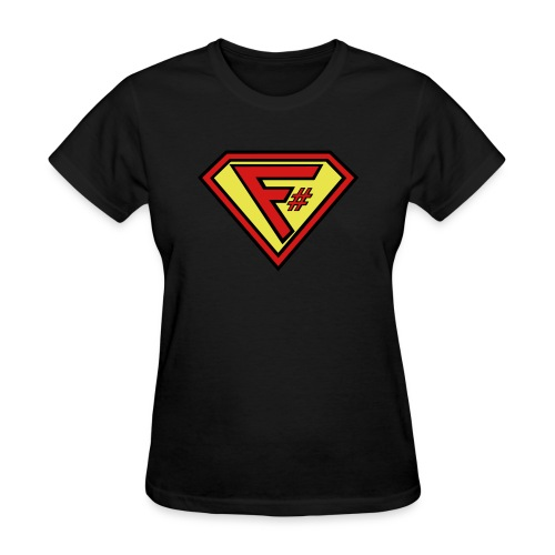 F# Hero Woman - Women's T-Shirt