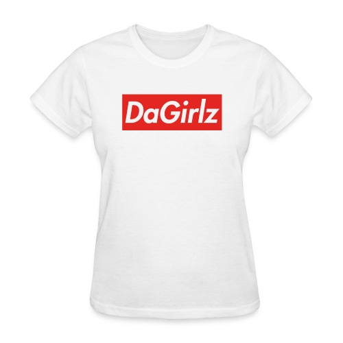 DaGirlz - Women's T-Shirt