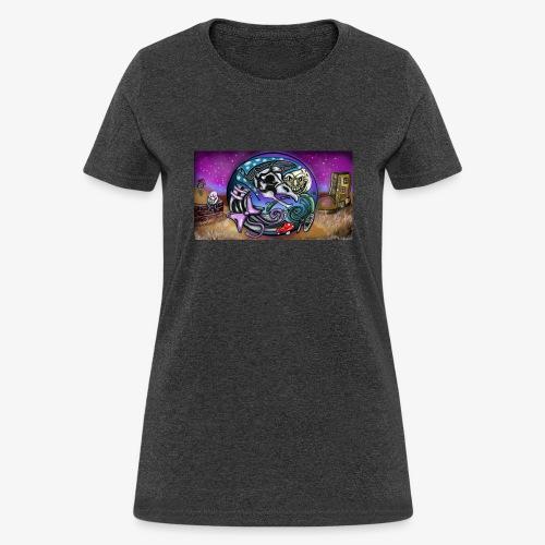 Mother CreepyPasta Land - Women's T-Shirt