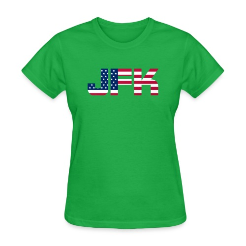 JFK - Women's T-Shirt