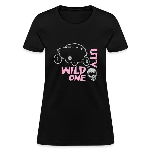 UTV Wild One - Women's T-Shirt