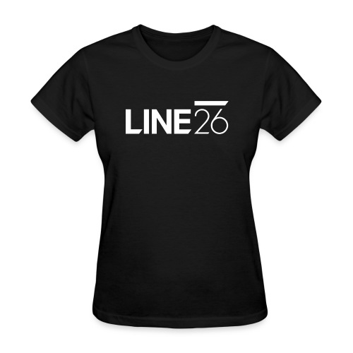 Line26 Logo (Light Version) - Women's T-Shirt