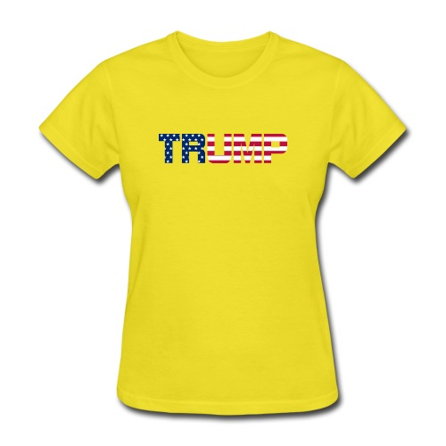 Trump - Women's T-Shirt