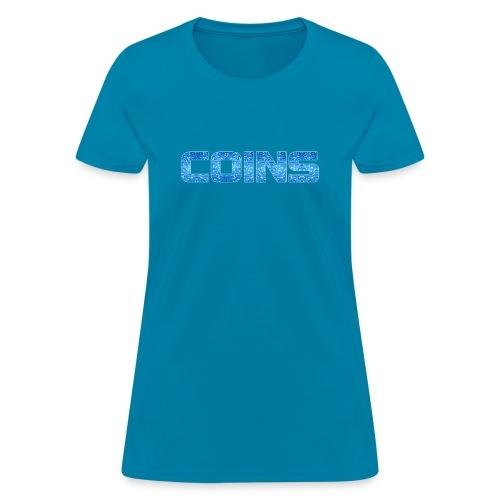 Coins - Women's T-Shirt