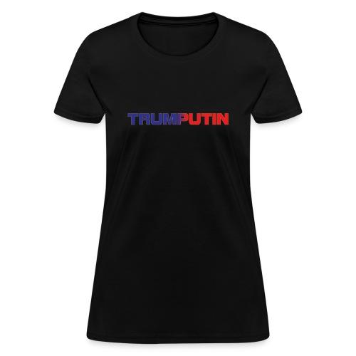 Trumputin - Women's T-Shirt