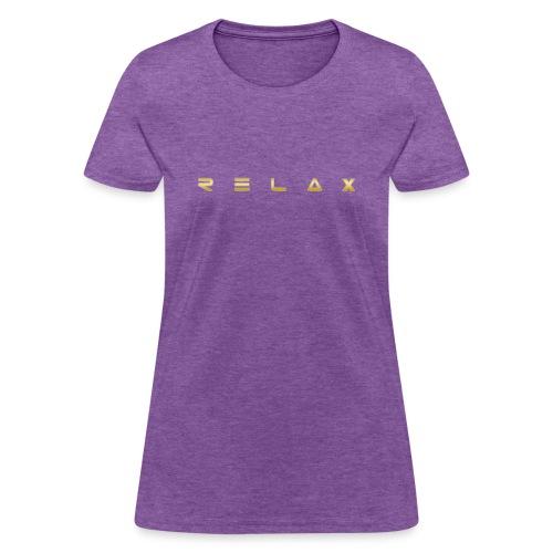 Relax gold - Women's T-Shirt