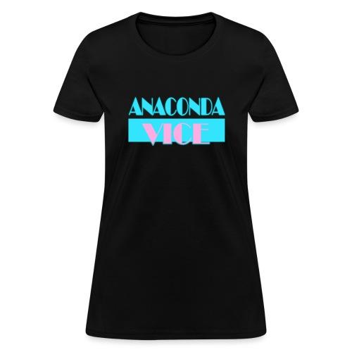 Anaconda Vice - Women's T-Shirt