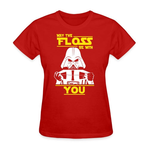 May the floss png - Women's T-Shirt