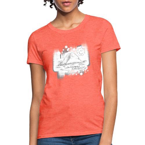 Listen to Hardrock - Women's T-Shirt