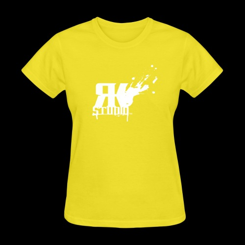 RKStudio White Logo Version - Women's T-Shirt