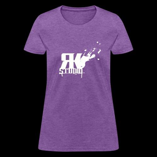 RKStudio White Logo Version - Women's T-Shirt