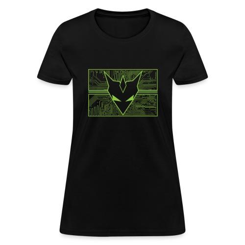 Circuit Fox - Women's T-Shirt