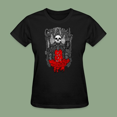 Crawl - Nigredo (shirt) - Women's T-Shirt