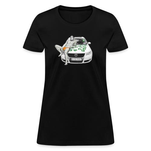 Pussy Slay - Women's T-Shirt