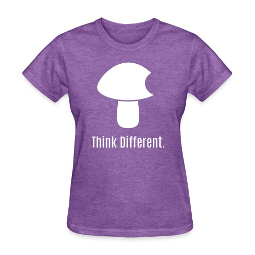 Think Different. - Women's T-Shirt