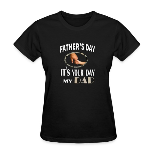 father s day gift funny - Women's T-Shirt