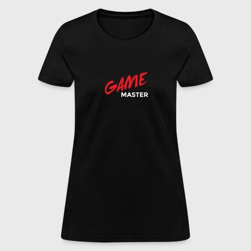 Game Master DARE shirt - Women's T-Shirt