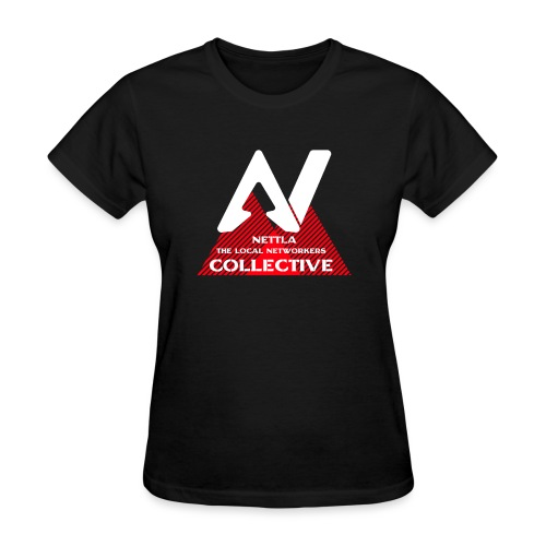 Nettla The Local Networkers Collective - Women's T-Shirt