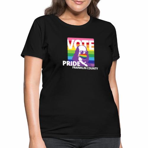 Ben 2020 T shirt Design v3 - Women's T-Shirt