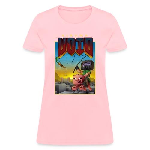 wastelands - Women's T-Shirt