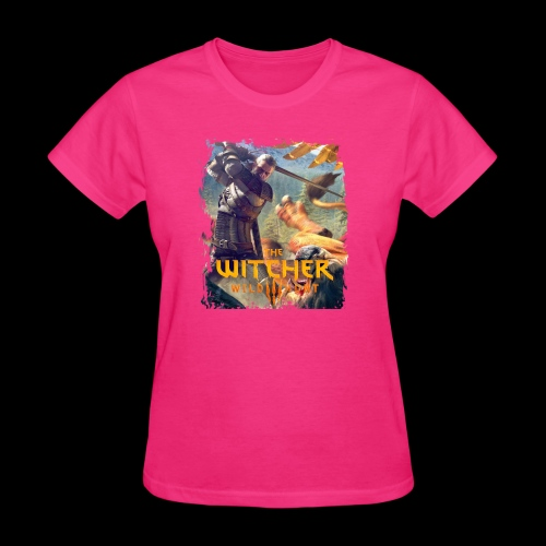 The Witcher 3 - Griffin - Women's T-Shirt