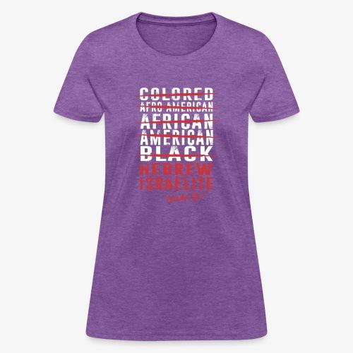 Hebrew Israelite - Women's T-Shirt