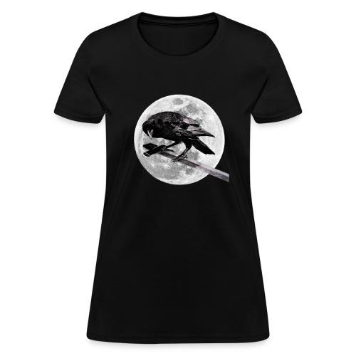 Crow1 - Women's T-Shirt
