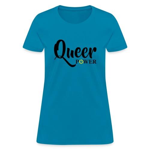 Queer Power T-Shirt 04 - Women's T-Shirt